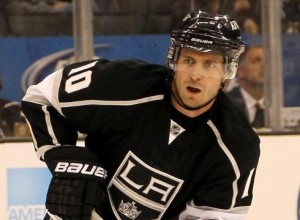 Mike Richards, LA Kings: In 2012 his first season with the Kings after a mega trade with Philly- Richards won the most coveted trophy in sports, posting  4 goals and 11 assists in the playoffs. Plus, he loves his dog Arnold- a lot.