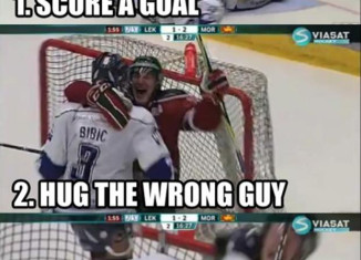 Funny hockey pictures 2013