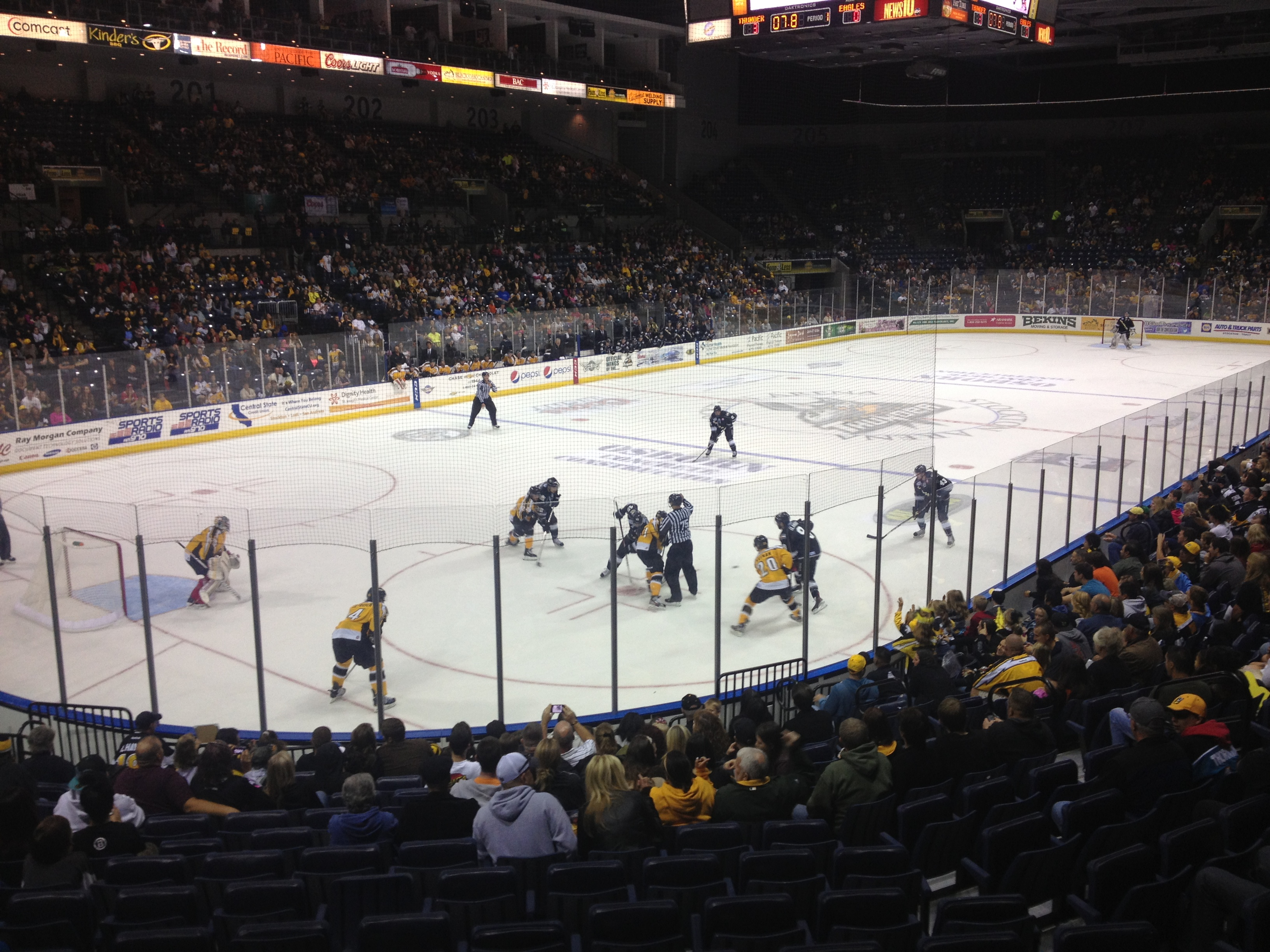 Colorado Eagles 2016 17 Schedule Released By The Echl