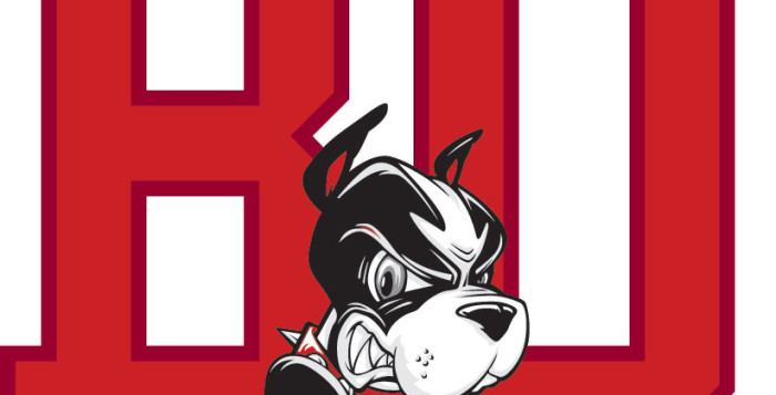 boston university terriers fall to the bentley falcons
