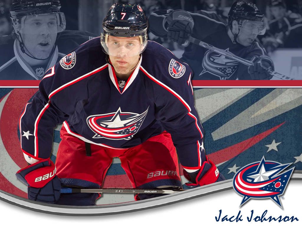 Growing up Hockey with Columbus Blue Jackets' Jack Johnson | The ...