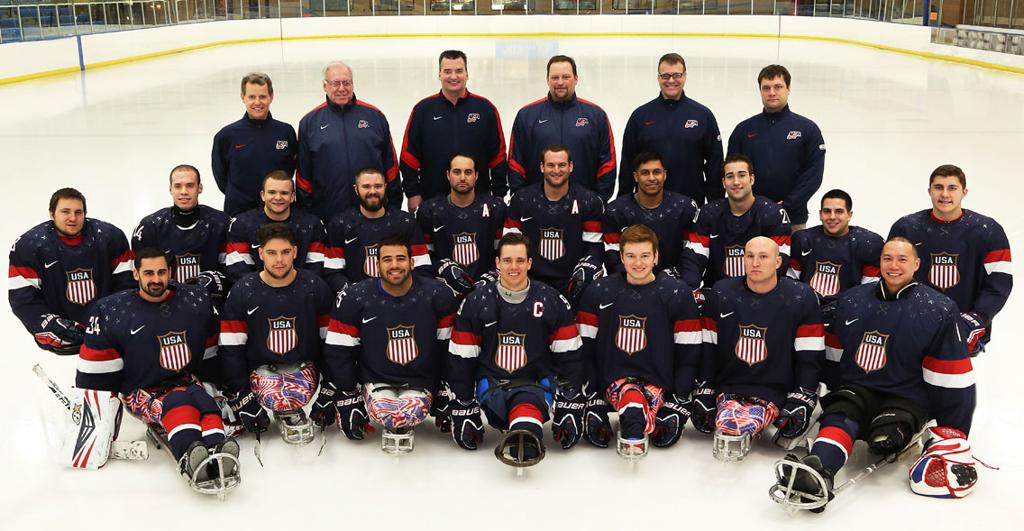 team usa s sled hockey team to defend 2010 gold medal the pink puck