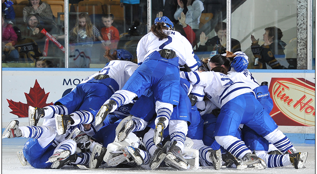 Toronto Furies Victorious Over Boston Blades