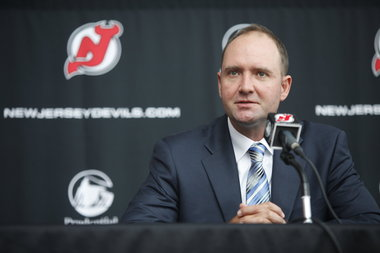 Peter DeBoer Can't Coach In New Jersey