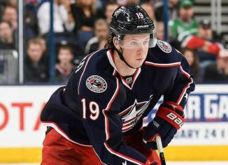 Ryan Johansen Signs with Blue Jackets