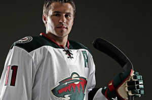 Zach Parise (Photo: Minnesota Wild)