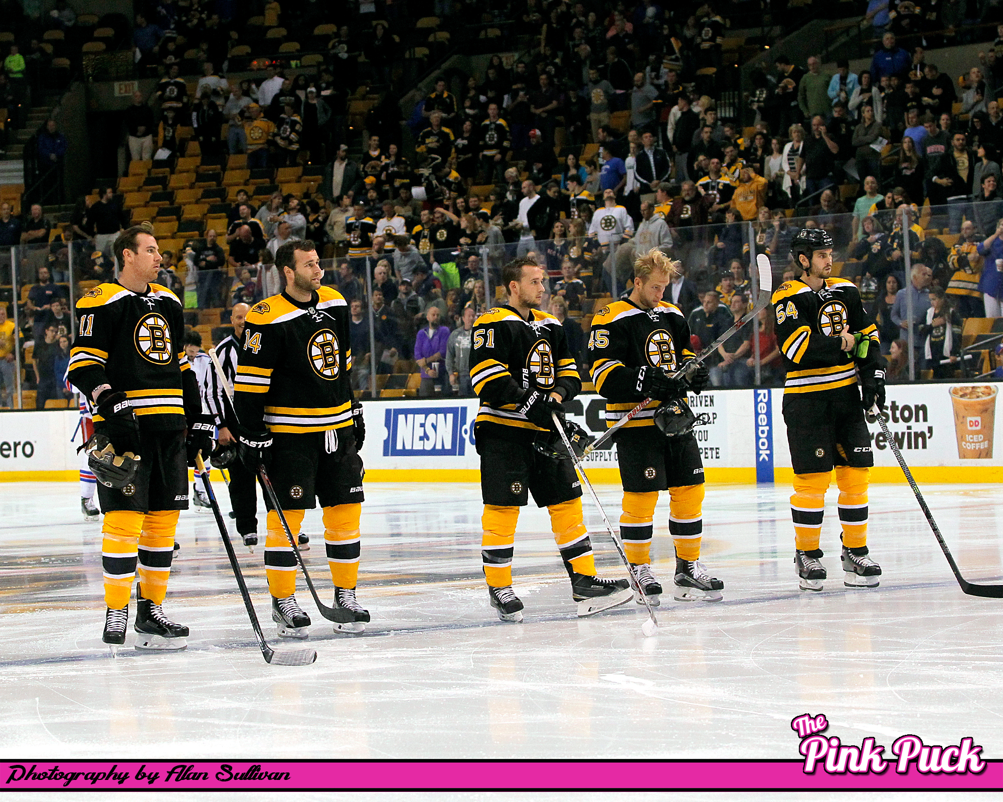 Bruins Closer to Final Roster | The Pink Puck Bruins Roster Nhl