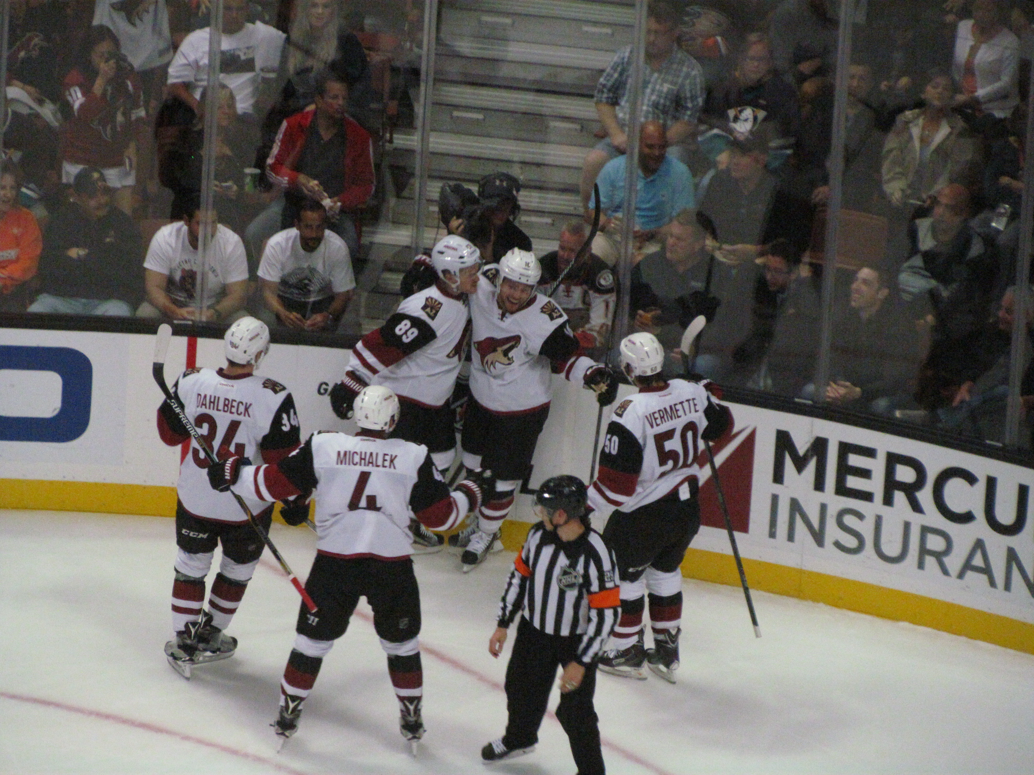 Coyotes Make Cuts to Training Camp Roster  fa82b8171