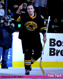 Brad Marchand star of the game