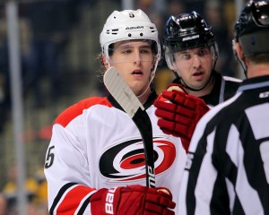Noah Hanifin (Photo: Alan Sullivan)