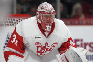 Jared Coreau, #31 Photo Courtesy of Mark Newman, Grand Rapids Griffins