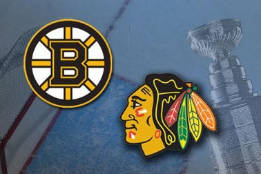 A Colorful Perspective; A Look at the Blackhawks and Bruins Color Scheme |  The Pink Puck