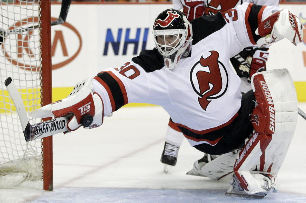 Martin Brodeur Wants To Test Free Agency The Pink Puck